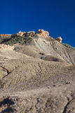 Malta's hills. Maltese sandstone hills between Gnejna and Riviera Bay, Malta Royalty Free Stock Photography