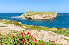 Malta's northern Coast Royalty Free Stock Images