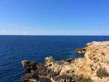 Malta sikt Royaltyfri Bild