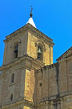 Malta sikter av Valletta Royaltyfria Foton