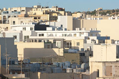 Malta skyline Royalty Free Stock Photography