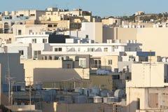 Malta-Skyline Lizenzfreie Stockfotografie