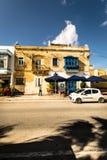 Malta-Stadtleben Lizenzfreie Stockbilder