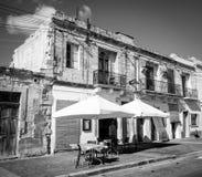 Malta-Stadtleben Stockfotografie