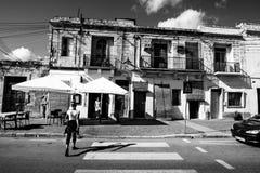 Malta-Stadtleben Stockfotos