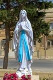 Malta, Streets of Dingli Royalty Free Stock Photo