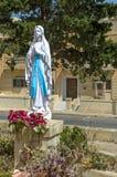 Malta, Streets of Dingli Royalty Free Stock Photography