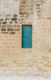 Malta - streets of mdina. You will still ask how will use the door Stock Photos