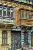 Malta - Streets of St Paul's Bay Royalty Free Stock Image
