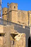 Fortifications of Malta - St Paul's Bay Stock Images
