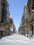 Malta in summer. Streets, architecture, buildings in malta Stock Photos