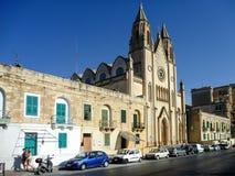 Malta in summer. Streets, architecture, buildings in malta Stock Photography