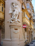 Malta in summer. Streets, architecture, buildings in malta Royalty Free Stock Image