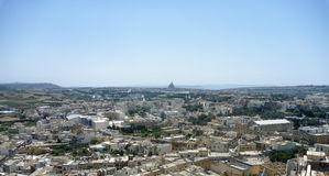 Malta in summer. Streets, architecture, buildings in malta Royalty Free Stock Photography