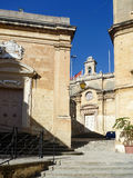 Malta in summer. Streets, architecture, buildings in malta Royalty Free Stock Images