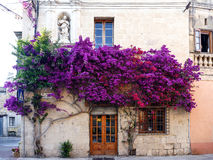 Malta in summer. Streets, architecture, buildings in malta Stock Images