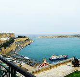 Malta. Sun summer beach Royalty Free Stock Image