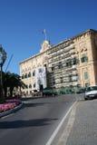 Malta Townhouse Stock Image