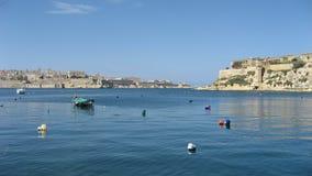Malta Valletta Royalty-vrije Stock Afbeelding