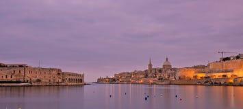 Malta - Valletta Royaltyfria Foton