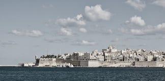 Malta - Valletta Arkivbilder