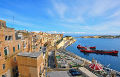 malta Valletta Zdjęcie Royalty Free
