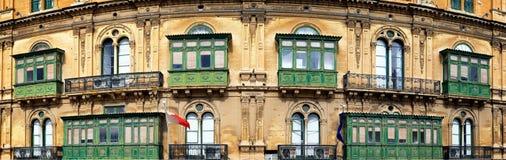 Malta - Valletta Lizenzfreies Stockbild