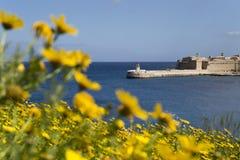 Malta Valletta 10 Royaltyfri Fotografi