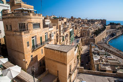 malta Valletta Zdjęcia Stock
