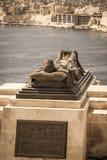 malta Valletta Zdjęcia Royalty Free