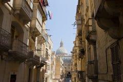 malta valletta Стоковые Фото