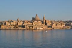 malta Valletta Zdjęcie Stock