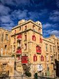malta valletta Royaltyfri Foto