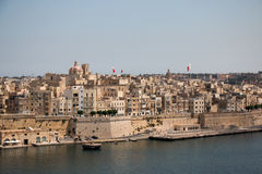 malta valletta Стоковые Фотографии RF