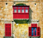 Malta - Valletta Stock Images