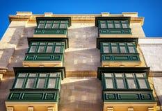Malta - Valletta Stock Image