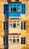 Malta - Valletta Stock Photo