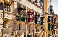 Malta - Valletta Royalty Free Stock Photo