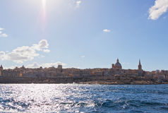 Malta - Valletta Royalty Free Stock Photo