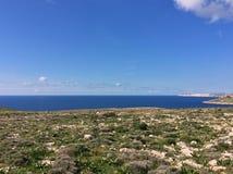 Malta View Stock Photo