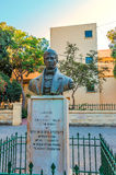 Malta - Views of Floriana Stock Photo