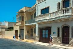 Malta - Gozo, Xaghra Royalty Free Stock Photo