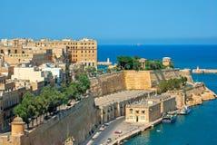 Malta, Views of Valletta Royalty Free Stock Image