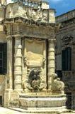 Malta, Views of Valletta Stock Photo