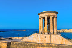 Malta, Views of Valletta Stock Photography