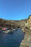 Malta - Views of Wied iż-Żurrieq Stock Photo