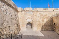 Malta at War Museum in Vittoriosa, Malta Royalty Free Stock Photo