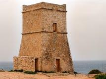 Malta watch tower Royalty Free Stock Photos