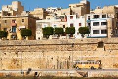 Malta-Werfte Lizenzfreie Stockfotografie