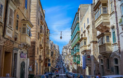 Malta. Wonderful place in Malta, such an amazing landscape Stock Photography
